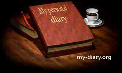 My personal and free online diary